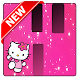 Pink Hello Kitty Piano Tiles (game)