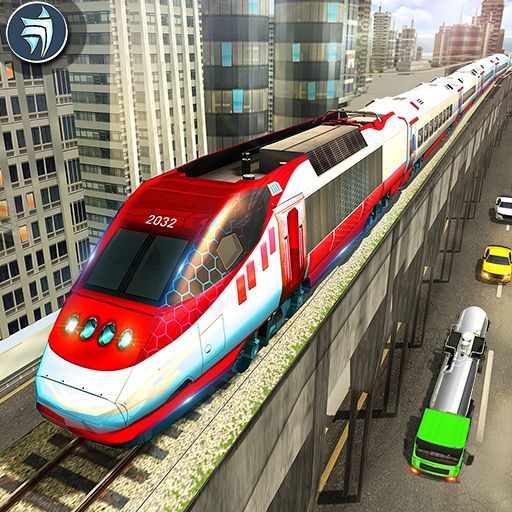 City Train Driving Adventure Simulator