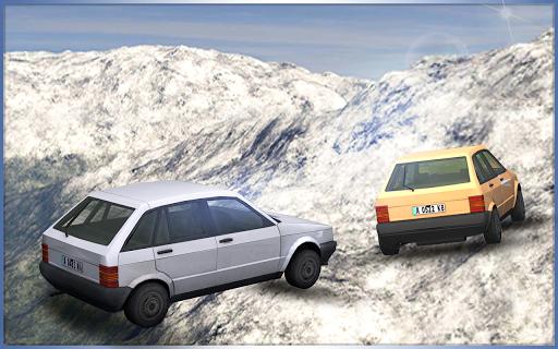 Old Classic Car Race Simulator apktram screenshots 11