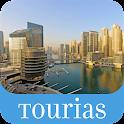 Dubai Travel Guide - Tourias icon