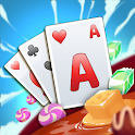 Candy Solitaire - Tripeaks Puzzle icon