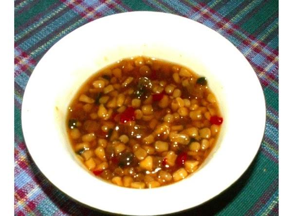 Corn Relish -- An Original Recipe