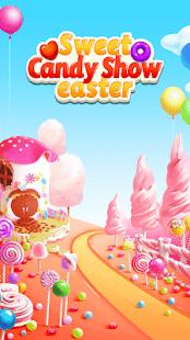 キャンディショー-甘いイースター
