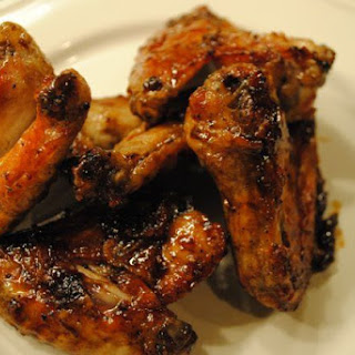 Adobo Hot Wings.