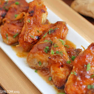 Duck Sauce Chicken Wings Recipes.