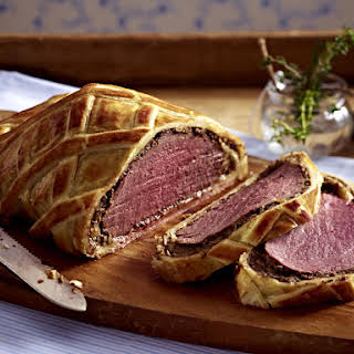 Beef Wellington With Puff Pastry Recipes.