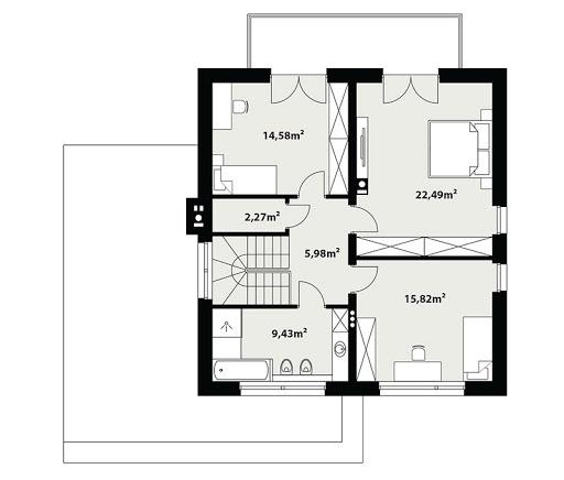 Nowik - Rzut piętra