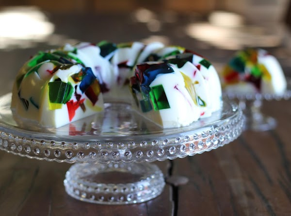 Stained Glass Jello Bundt Recipe