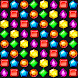 ジュエルマジッククエスト : マッチ3パズル
