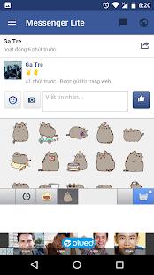 Messenger Lite- screenshot thumbnail