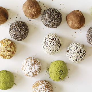 5-Minute Protein Truffles