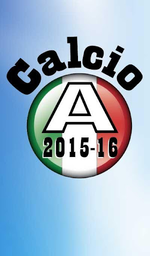 Calcio A 2015-16