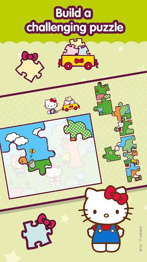 Hello Kitty u2013 Activity book for kids apktram screenshots 4