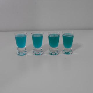 Blue Nut Shot.