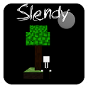 Slender Man Blocks icon