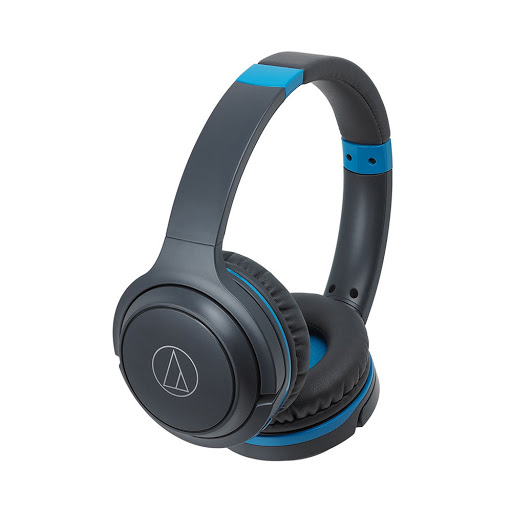 Tai nghe Audio Technica ATH-S200BTBL (Xanh)