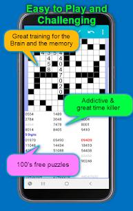 Number Fill in puzzles – Numerix, numeric puzzles 2