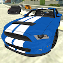 Street Racing Car Driving 3D icon