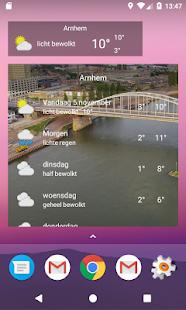 Arnhem - Weer - náhled