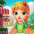 Jellipop Match-Decorate your dream town! apk