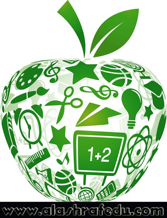 Back School Apple With Education Icons l28BTc9_gksmr6sgcBXY