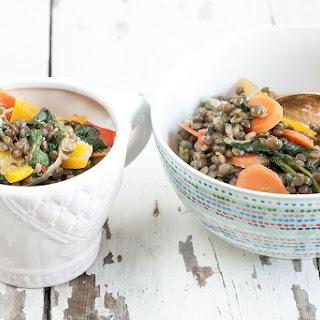Summer Lentil Curry