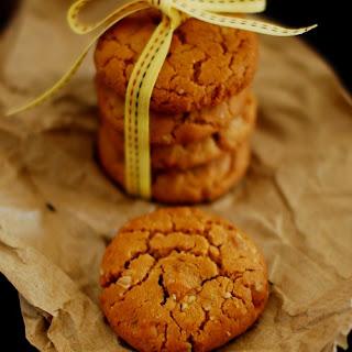 Peanut Butter-Oatmeal Butterscotch Chip Cookies