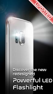 Powerful Flashlight HD with FX - náhled