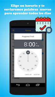 Pivel App - Aprender Ingles sin internet Pro for PC-Windows 7,8,10 and Mac apk screenshot 5
