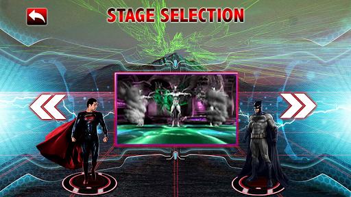 Superheroes Fighting Games: Grand Immortal Gods 1.1 screenshots 7