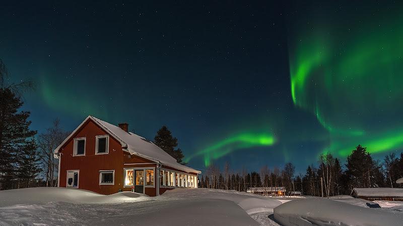 Aurora boreale  di Massimo_Tamajo