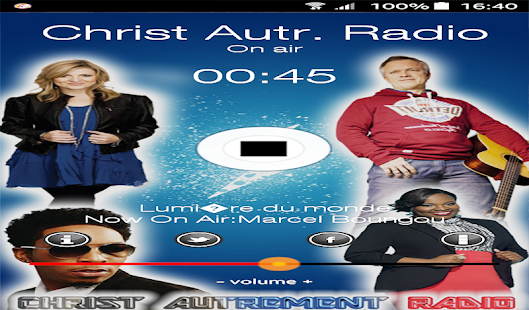 Christ Autrement Radio- screenshot thumbnail
