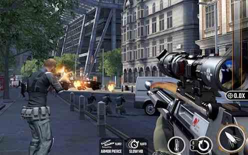 Best sniper games for android under 1 GB online/offline