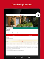 Screenshot of Casa.it Vendita e Affitto Case