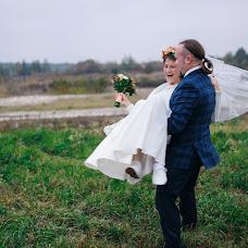 Wedding photographer Irina Ilchuk (irailchuk). Photo of 17.10.2016