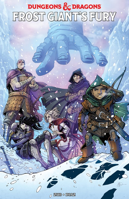 Dungeons & Dragons: Frost Giant's Fury (2017)