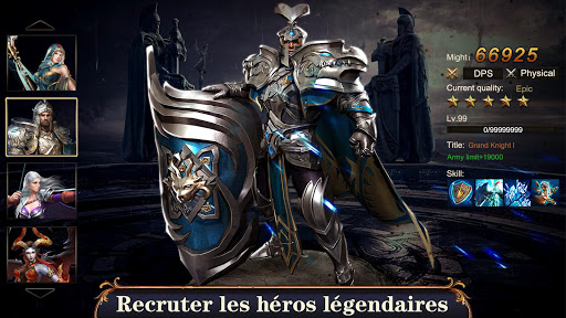 Honneur des rois(Honor of Kings) fond d'écran 2