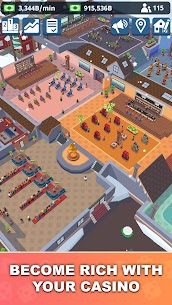 Idle Casino Manager – Tycoon Simulator  Apk Download For Android and Iphone 1