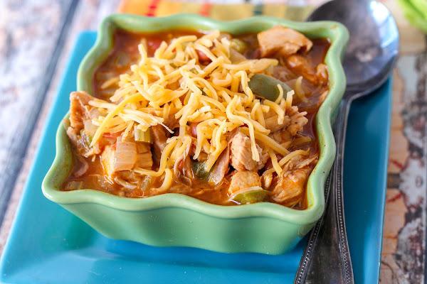 Quick Pinto Chicken Chili Recipe
