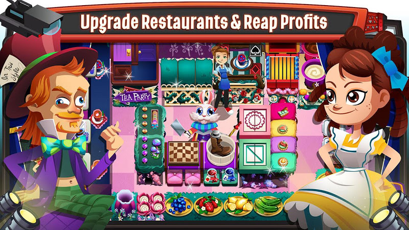 COOKING DASH 2016 v1.33.8 [Mod]