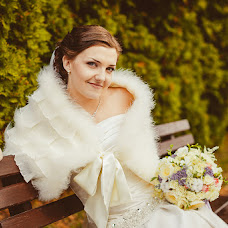 Wedding photographer Anastastiya Zlobina (nzlobina). Photo of 13.10.2014