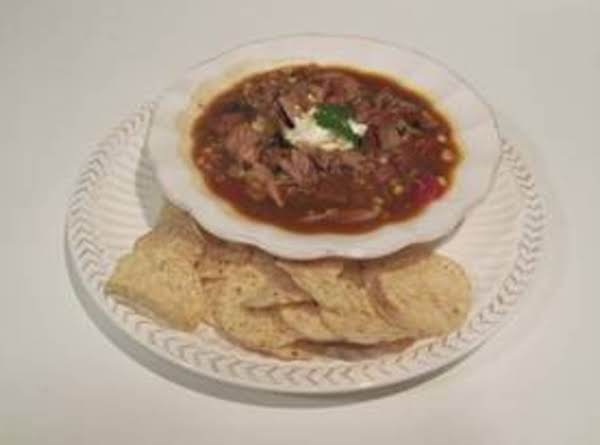 Taco Soup Beef Or Chicken