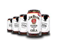 Angebot für Jim Beam & Cola EM Edition im Supermarkt HIT
