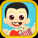Popcorn Maker - Games for Kids icon
