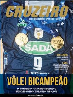 Revista Cruzeiro - náhled