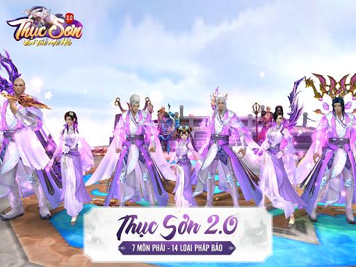 Thục Sơn 2.0 - Vạn Thế Mê Hồ apklade screenshots 1