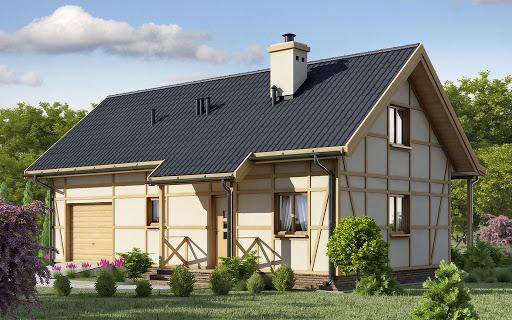 projekt D199 - Paula wersja drewniana