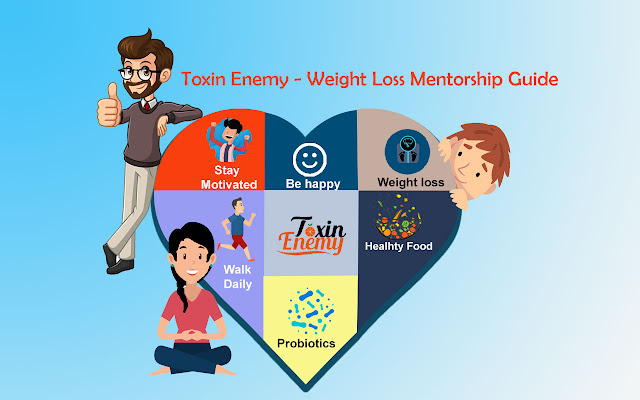 Weight Loss Mentorship Guide