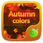 Autumn Colors Keyboard Theme