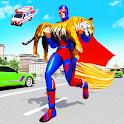 Police Speed Hero City Rescue icon